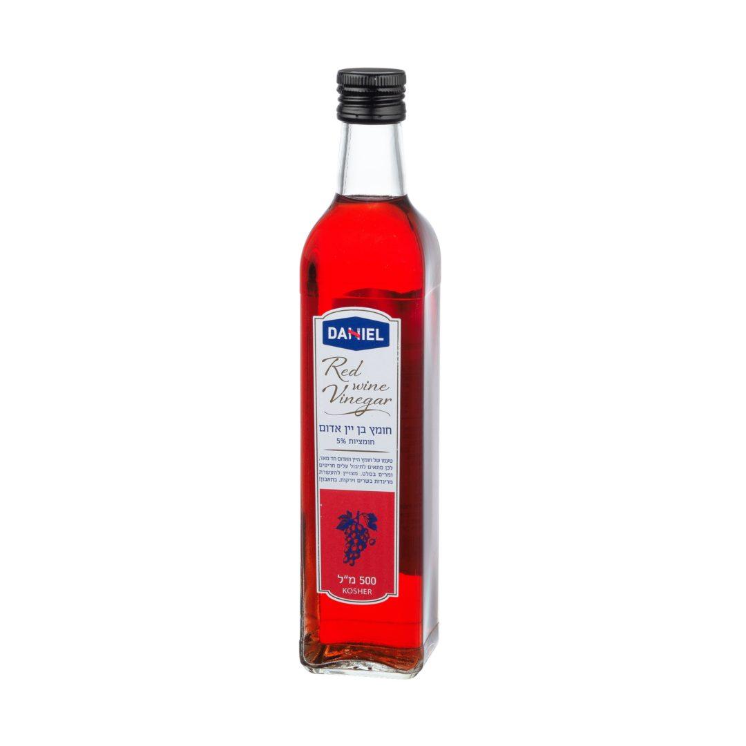 חומץ בן יין אדום